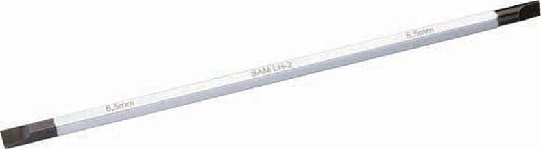 Sam Outillage LH-Hoja de sierra de recambio, reversible, con diseño de huella de 3,5 mm/4 mm