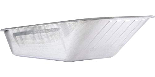 FORMAT 3155030900787–Aufgabewanne ungelocht 90L. 1,0mm