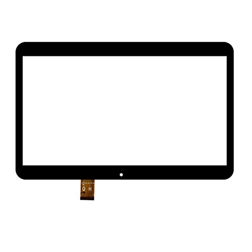 Negro Color EUTOPING  De Nuevo 10.1 Pulgadas Pantalla tactil Digital La sustitución de para 10.1' Innjoo F4 3G