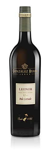 González Byass Leonor Palo Cortado Sherry DO - Jerez, 750 ml