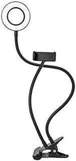 ميكروفون موكسي لافالير صغير للرقبة بمشبك للتسجيل من كاميرات كانون DSLR وموبايلات ايفون 3.5 ملم - M1