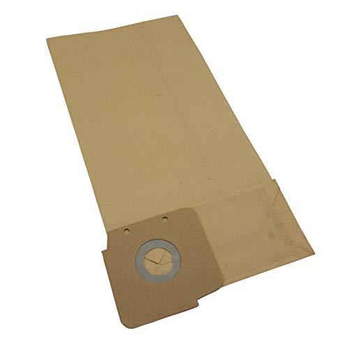 Reinica 10 Staubsaugerbeutel für Kärcher CV 38/2 Saugerbeutel Filtertüten Staubbeutel Papier Beutel