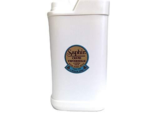 Saphir Cirage Crème Universelle (1 litre INCOLORE 02)