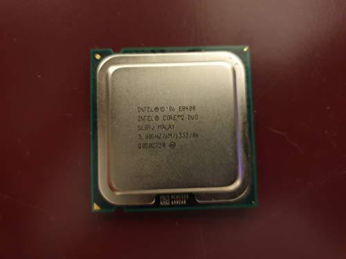 Prozessor CPU Intel Core 2 Duo E8400 Prozessor, 3 Ghz, Socket LGA775 SLAPL 1333Mhz GHz