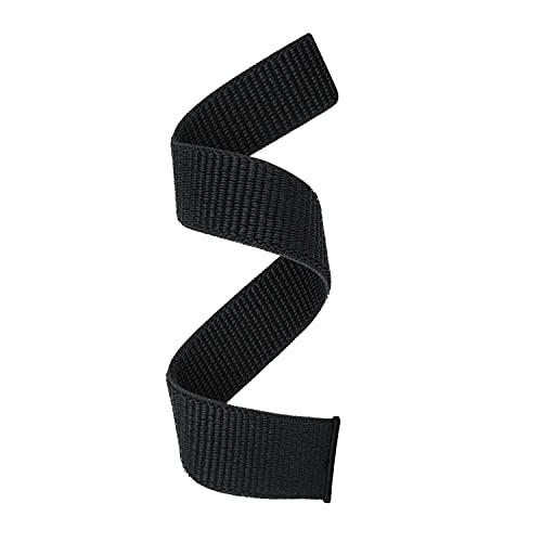 YOOSIDE 20mm Loop Nylon Armband für...