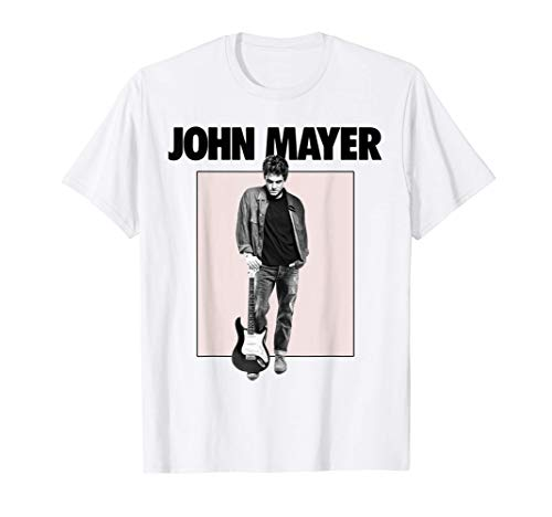 Graphic John tshirt Mayer Country Music Legends Live Forever T-Shirt