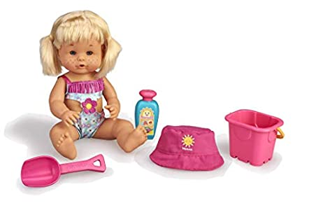 Nenuco Summer- Muñeco bebé de Verano, niñas a Partir de 3 años (700015516)