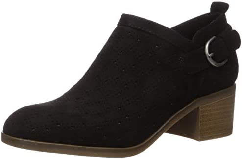 WHITE MOUNTAIN Shoes Astrid Women s Boot Black Suedette 8 M product image