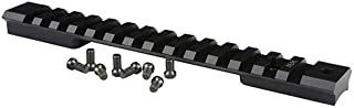 Warne Scope Mounts Browning X-Bolt Long Action Mountain Tech Tactical Rail, 20MOA Browning X-Bolt Long Action Mountain Tech Tactical Rail, 20MOA