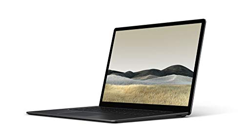 Microsoft Surface Laptop 3, 15 inch laptop (AMD Ryzen 5 3580U, 8GB RAM, Win 10 Home) Laptop. 256GB SSD zwart