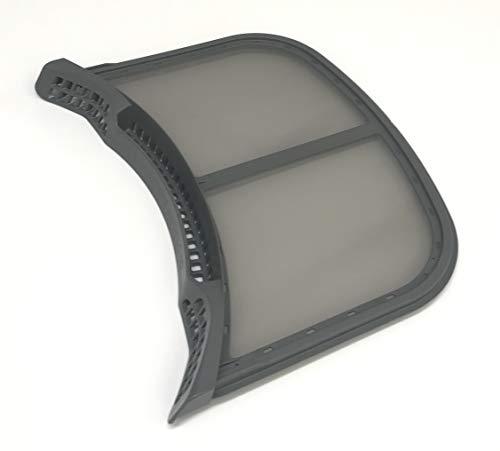 Pantalla de filtro de pelusa para secador Electrolux EFME417SIW0, EFME517SIW0, EFME517STT0, EFME617SIW0