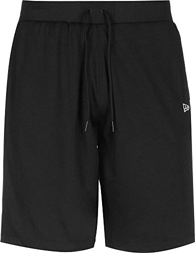 New Era Reversible Short Herren schwarz/weiß, S