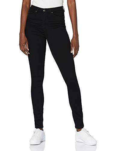 BOSS Womens Skinny 3 Jeans, Black (001), 2730