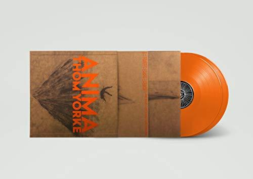 Anima (Orangevinyl) [Vinyl LP]