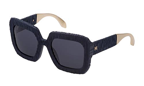 Carolina Herrera New York SHN600 MATT FULL BLUE (D82M) - Gafas de sol