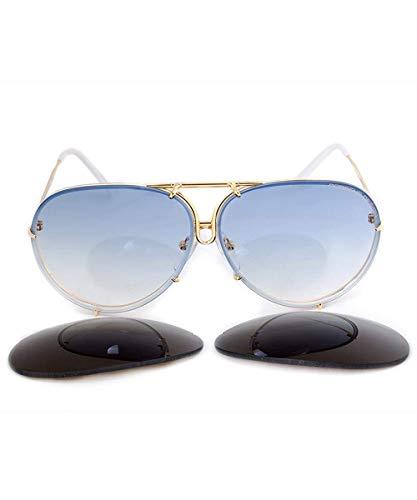 Porsche Design Unisex-Erwachsene Sonnenbrillen P8478, W, 63