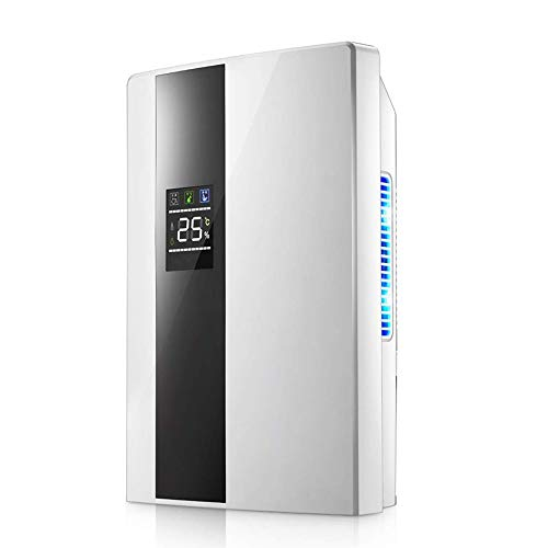 Best Review Of CHENNAO Dehumidifier Home Silent Photocatalyst Purifying Air-Double Drainage System-Water Full Auto Shutdown-Auxiliary Drying-Energy Saving