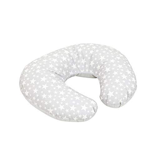 Cambrass Star - Cojín de lactancia, color gris