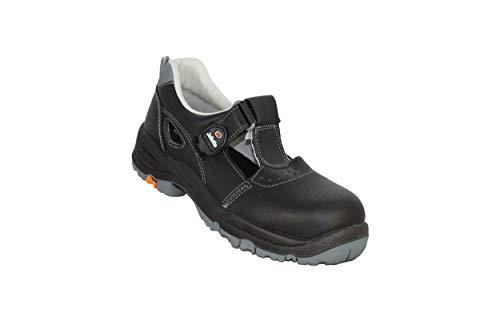 Jallatte Jalmistral X2 S1P HRO werkschoenen sandalen zwart