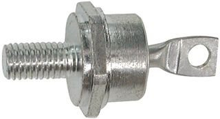 SOLID STATE 1N1188A STANDARD DIODE, 40A, 400V, DO-5 (1 piece)