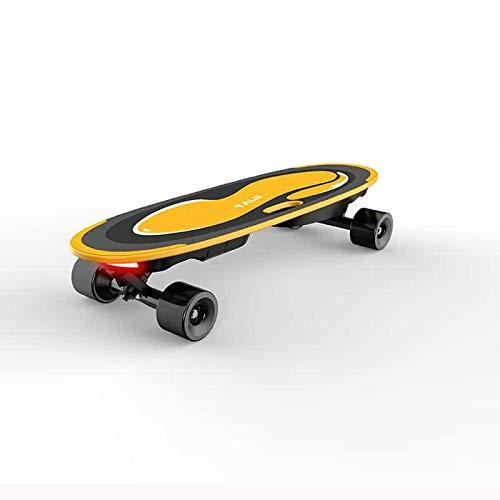 ABIN Elektro-Skateboard, wasserdichtes Mini-Longboard für Kleinkinder Höchstgeschwindigkeit 15 km/H*