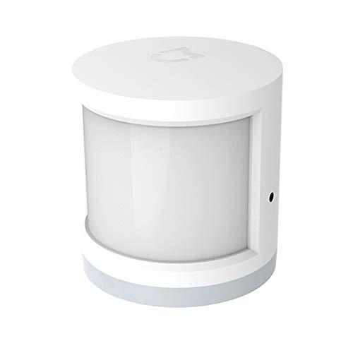 Mi Human Motion Sensor,Intelligente ZigBee-Funkverbindung für den menschlichen Körper Integrierte Lichtintensitätssensoren Bewegungsmelder für Smart Home-Körper Arbeiten