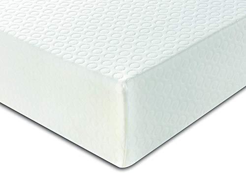 Visco Therapy Single Hypoallergenic Memory Foam Mattress for Cabin Bed | 190cm x 90cm (90 x 190 cm)
