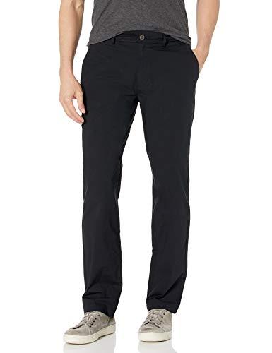 Amazon Essentials Athletic-fit Lightweight Stretch Pant Hose, Schwarz, 42W / 28L