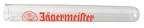 Jägermeister - Reagenzglas - 14 x 1,9 cm - aus Plexiglas