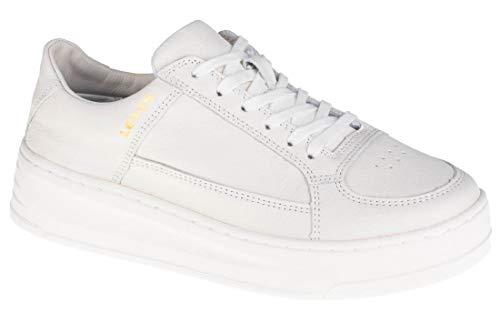 Levi's 232335-700-151_40  Zapatillas Mujer  Blanco  EU