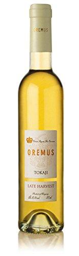 6x 0,375l - 2016er - Oremus - Spätlese - Tokaji - Ungarn - Weißwein süß