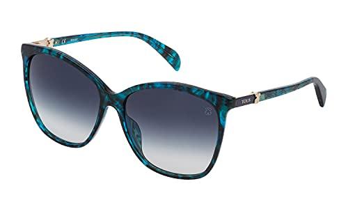 TOUS S0352799 Gafas, Multicolor, 58 mm para Mujer