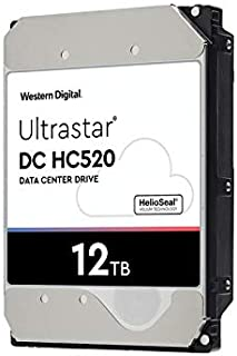 TNC HGST Ultrastar DC HC520 12TB 7200 RPM 3.5-Inch SAS 12Gb/s HUH721