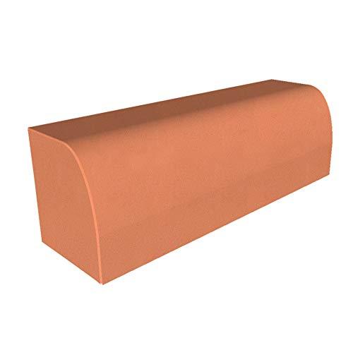 Rückenlehne für Sofas und Sessel, Kissen aus Schaumstoff (niedrige Rückenlehne, 140 cm)