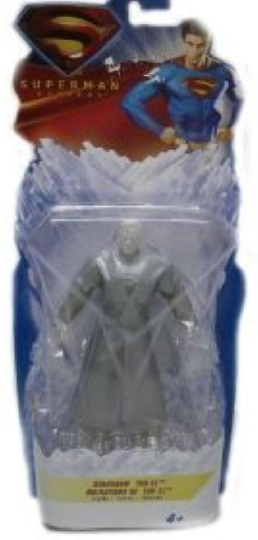Superman Returns Hologram JorEL Action Figure by Mattel