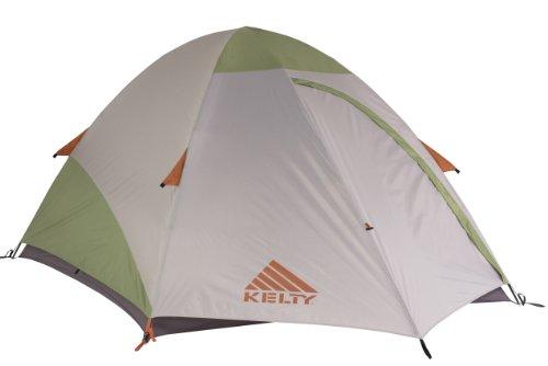 Kelty Grand Mesa 4 - Tienda de campaña iglú, Color Multicolor