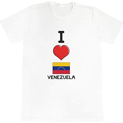 Vintage Destroy Wappen D01 Venezuela T-Shirt Camouflage Army WM 2018 .