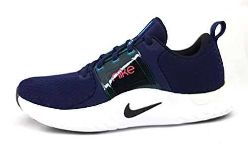 Nike Renew In-Season TR 10, Zapatillas para Carreras de montaa Mujer, Blackened Blue Black Lagoon PU, 42 EU