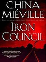 Iron Council First Edition (Hardcover)