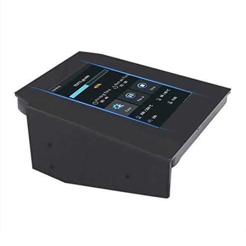 Creality Ender 3 Touch Screen Kit Schermo Intelligente da 4,3 Pollici Kit di Upgrade per Stampante 3D Ender 3 V2 / Ender 3 Pro/Ender 3S Compatibile SOLO con V4.2.2 V4.2.7 Scheda Madre Silenziosa