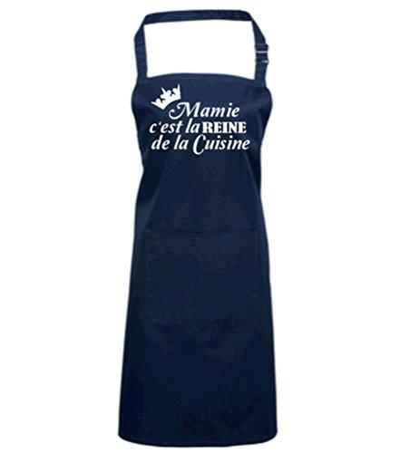 Le tablier Mamie c'est la reine de la cuisine