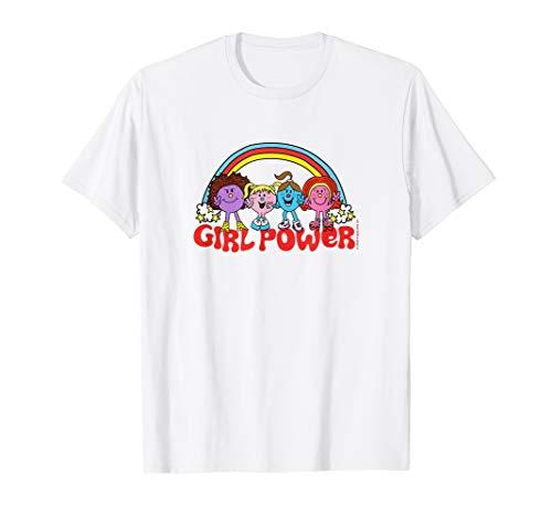 Little Miss Spice Girls Official Girl Power T-Shirt