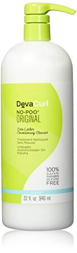 Devacurl No-Poo Original Cleanser, 32oz