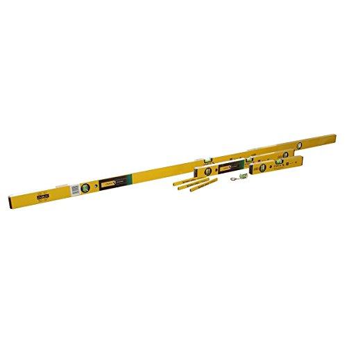 Stabila STB70-2-COMBI 70-2combi Level Pack, Yellow, 180cm