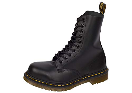 Dr. Martens 1919Z FH-B Unisex-Erwachsene Combat Boots, Schwarz, 44 EU