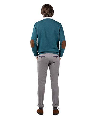El Ganso Pantalón Chino Gris