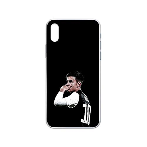 Desyaiw Paulo Dybala Argentina Football Star Phone Case Cover for iPhone 4 4S 5 5C 5S 6 6S Plus 7 8 X XR XS 11 PRO SE 2020 Max,11,iPhoneXS