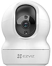 EZVIZ 3MP Wi-Fi Pan Tilt Beveiligingscamera Binnen voor Babyfoon, Oudere, Huisdier met Smart Tracking/Slaapmodus/Tweerichtingsaudio/H265 Video/10M Nachtzicht/Works with Alexa, SD Card/Cloud Opslag CP1