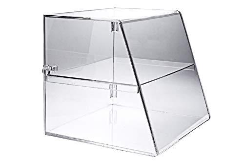vitrina transparente fabricante Acrylic Made