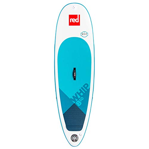 Red Paddle Co 2018 Whip 8'10 Inlaftable Stand Up Paddle Board +...